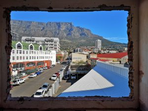 Views of Table Mountain from CTO