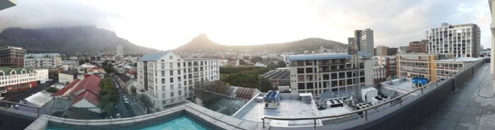 view from cape town office